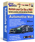 Automotive Wolf Car Care Software Box image