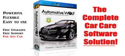 The Complete Car Care Software Solution