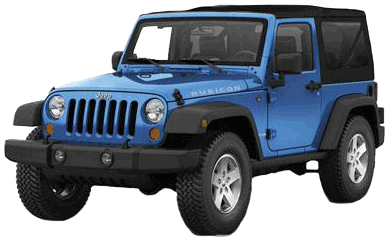 Jeep Image for Car Software