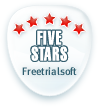 5 stars award for best contact manager software