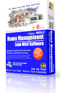 Home Management Software Box Image