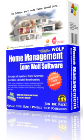Home Management Wolf Box