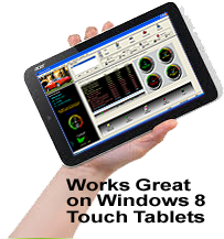 Vehicle Maintenance Log Book Tablet